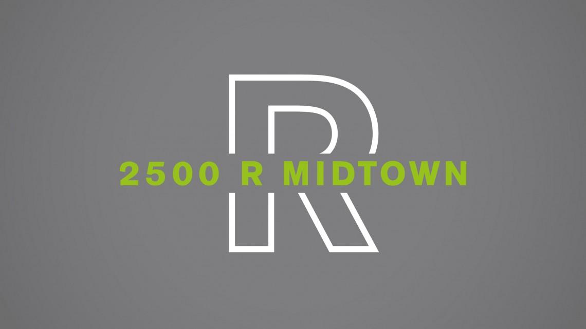 2500 R Midtown   Print Advertising