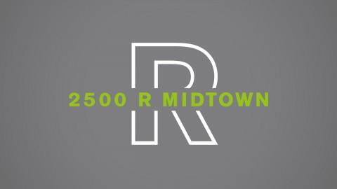 2500 R Midtown | Print Advertising