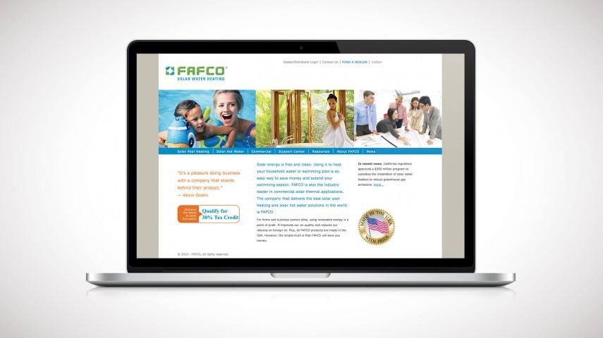 FAFCO | Website