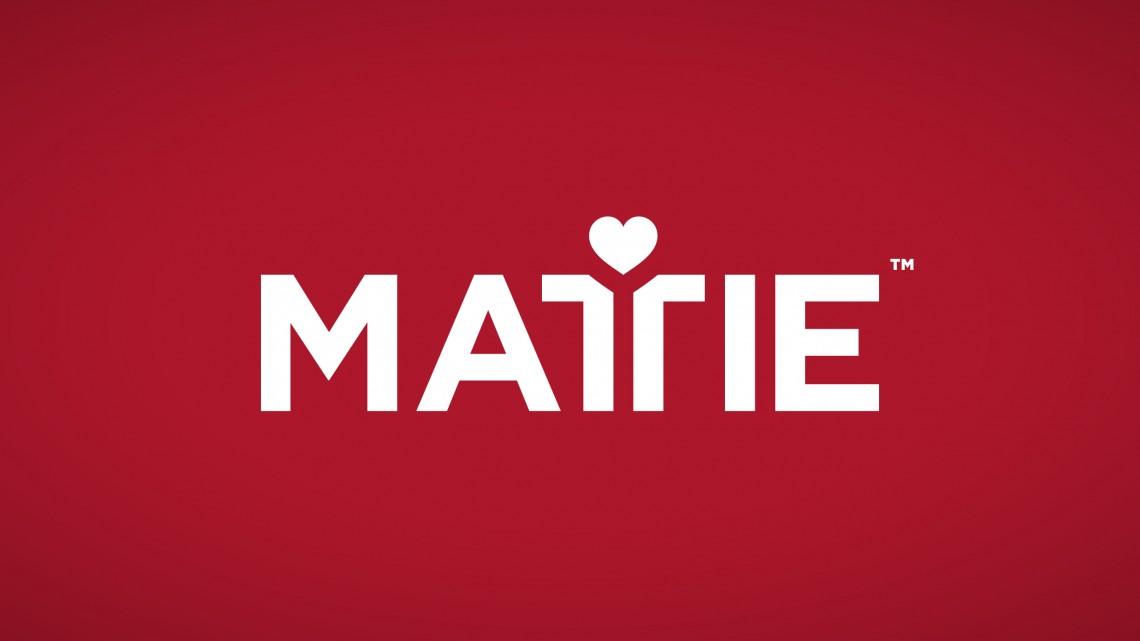 MATTIE Medical Alert Gown | Brand Identity
