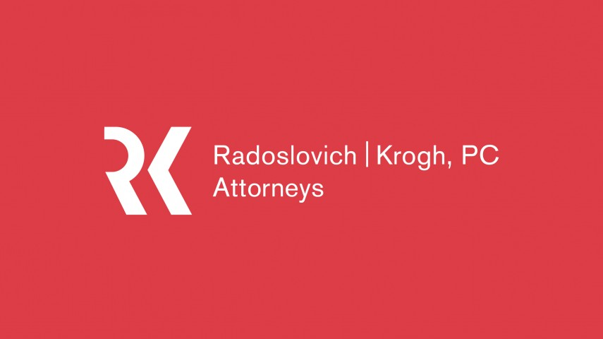 Radoslovich | Krogh Brand Identity