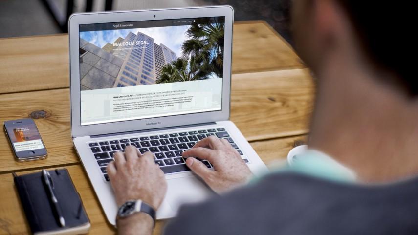 Segal & Associates Website