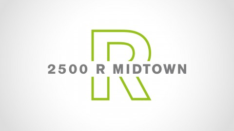 2500 R Midtown | Motion Graphics