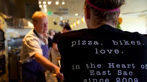 One Speed Pizza | Web Design